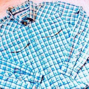 MAGELLAN • Outdoors Aransas Pass Oso Fishing Shirt
